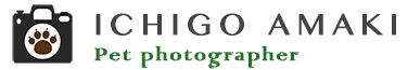 愛犬と一緒に記念撮影|ペット撮影会|雨樹一期写真事務所